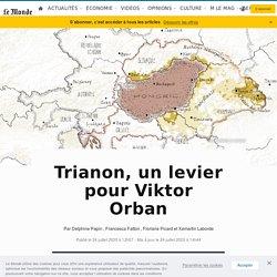 Trianon, un levier pour Viktor Orban
