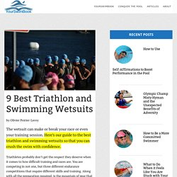 9 Best Triathlon and Swimming Wetsuits