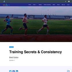 Training Secrets & Consistency