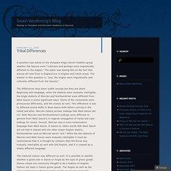 Swain Wodening's Blog
