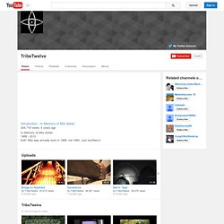 TribeTwelve's Channel