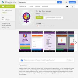 Tribial Feminista – Applications Android sur Google Play