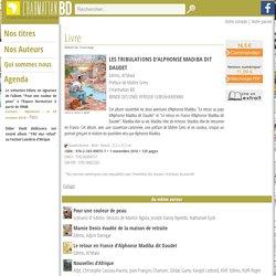 LES TRIBULATIONS D'ALPHONSE MADIBA DIT DAUDET, Edimo, Al'Mata - livre, ebook, epub