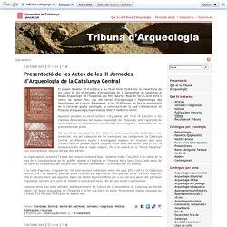 Tribuna d'arqueologia