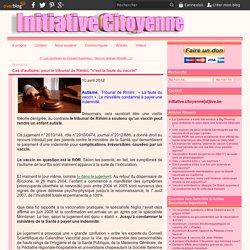 """Cas d'autisme: pour le tribunal de Rimini, """"c'est la faute du vaccin"""""""