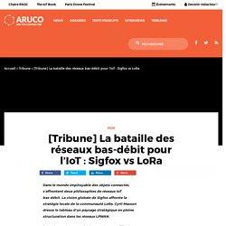 Les opérateurs IOT Français