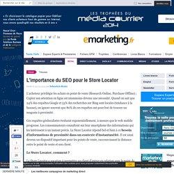 L'importance du SEO pour le Store Locator