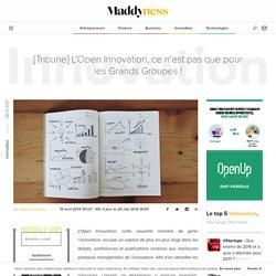 L'Open Innovation pas que pour les Grands Groupes !