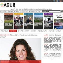 """Tribune libre - Wanda Laurent : """"Allez les e-filles!"""""""