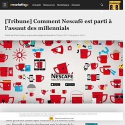 [Tribune] Comment Nescafé est parti à l'assaut des millennials - Social marketing