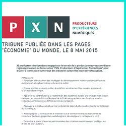 Tribune de PXN