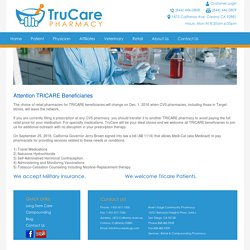 Tricare Insurance -