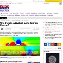Une tricherie dévoilée sur le tour de France ?