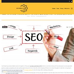 1st Page Ranking - Pagetraffic.com