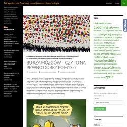 Trickymind.pl - Coaching, rozwój osobisty i psychologia.