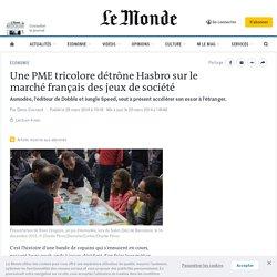 Une PME tricolore détrône Hasbro sur le marché français des jeux de société
