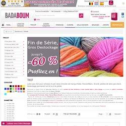 Pelote de laine pas cher, fil à tricoter, mercerie,tricot, destockage- Badaboum