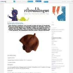 tricoti-tricota... - ribouldingue