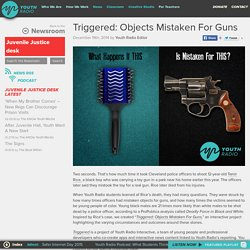 Triggered: Objects Mistaken For Guns
