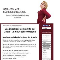 Triggerpunkte Ebook Download - Schluss mit Rückenschmerzen