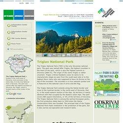 Triglav National Park - Official Site