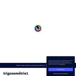 trigonométrie1 by 5h25 on Genially