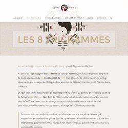 Les 8 trigrammes dans la tradition taoïste