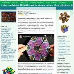 Le blog de Fabrice ARNAUD - Mathématiques, culture, Linux et logiciels libres