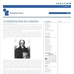 La phrénologie du cerveau - Trikapalanet Fr | Trikapalanet Fr