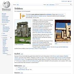 Trilithon