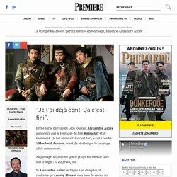 La trilogie Kaamelott partira bientôt en tournage, annonce Alexandre Astier