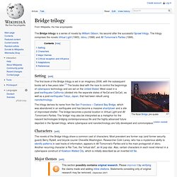 Bridge trilogy