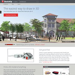 TOOLBOX - Google - Building Maker - Create 3D buildings online