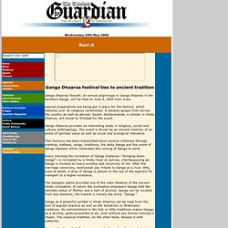 The Trinidad Guardian -Online Edition Ver 2.0