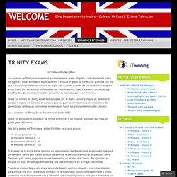 TRINITY EXAMS