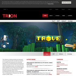 Trion Worlds, Inc.