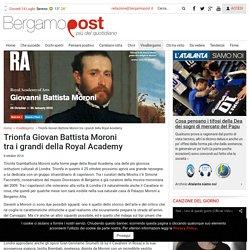 Trionfa Giovan Battista Moroni tra i grandi della Royal Academy - Bergamo Post