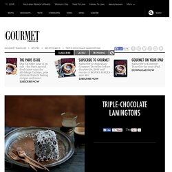Gourmet Traveller Magazine Mobile