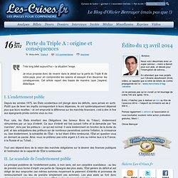 Les-Crises.fr Le Blog d'Olivier Berruyer sur les crises actuelles