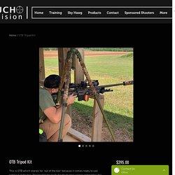 Rifle Tripod Kit