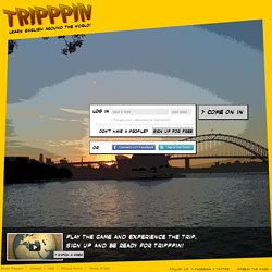 Tripppin - Learn English Around The World