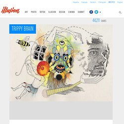 Trippy Brain & Illusion