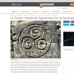 Le triskel : histoire et signification de ce symbole