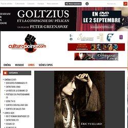 Culturopoing 23/08/14 - Eric Vuillard «Tristesse de la terre»