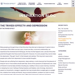 Depression-Treated with The Trivedi Effect