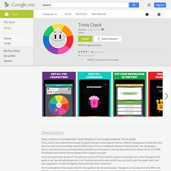 Trivia Crack - Android Apps on Google Play