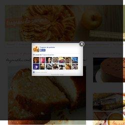 Trognon de pomme: Aujourd'hui c'est citron! Cake au citron façon Ladurée!