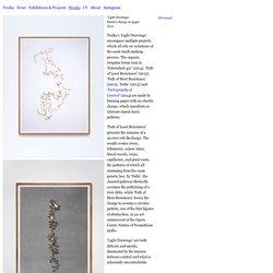 Troika, 'Light Drawings'