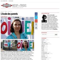 Neuf+Trois - L'école des parents - Libération.fr