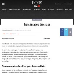Trois images du chaos